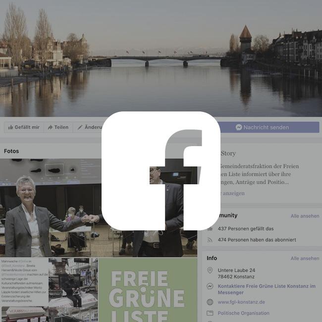 Die FGL Konstanz auf Facebook