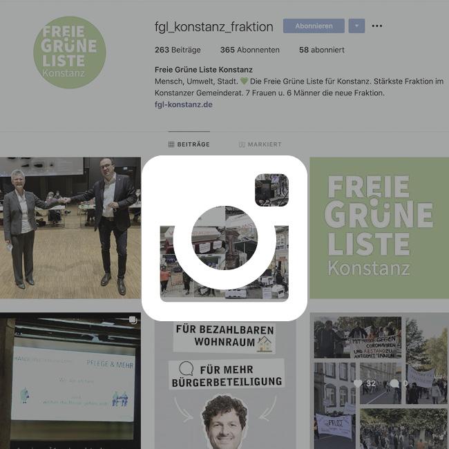 Die FGL Konstanz auf Instagram