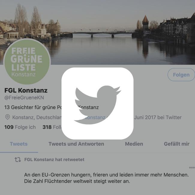 Die FGL Konstanz auf Twitter