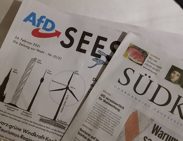 AfD und Südkurier
